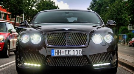 Bentley Gontinental GT Speed Mansory Eljero-edition