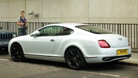 Bentley Continental Supersports Coupe - Foto: Jim Appelmelk