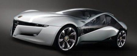 Bertone Alfa Romeo Pandion Concept
