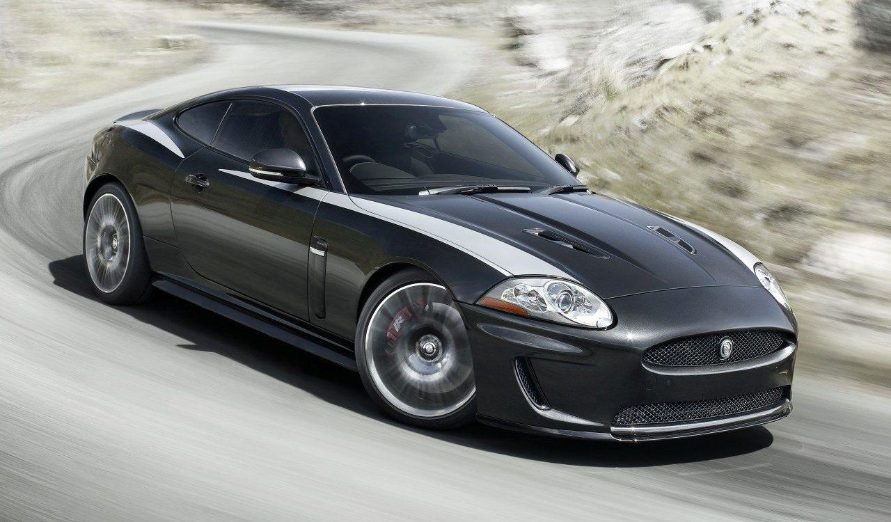 Jaguar Xkr 75 Limited Edition Autoblog Nl