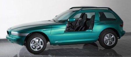 BMW Z1 Coupe Concept