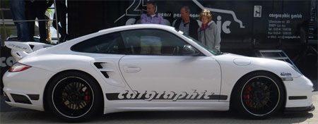 Cargraphic Porsche 997 GT RSC 36