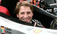 Christian Albers in 24 uur van Le Mans