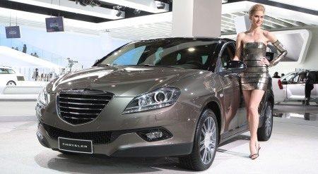 Chrysler Delta babe