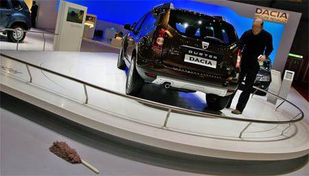 Dacia Duster Duster