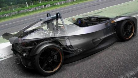 Donto Motors P1 Concept
