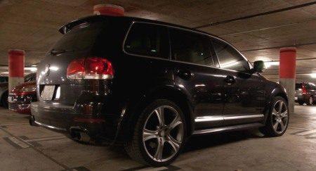 FAB Design VW Touareg