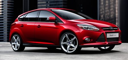ford focus nieuw model