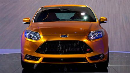 Ford Focus Concept @ Parijs