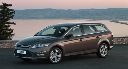 Ford Mondeo 2011 Facelift
