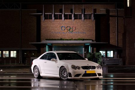 Mercedes-Benz CLK 63 AMG Black Series - Foto Jim Appelmelk