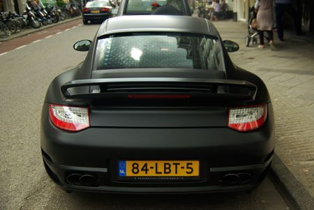Porsche 997 Turbo Techart MkII - Foto Jim Appelmelk