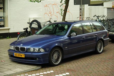 BMW Alpina B10 V8S Touring - Foto Jim Appelmelk