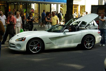 Dodge Viper SRT-10 Roadster White Mamba Edition - Foto Jim Appelmelk