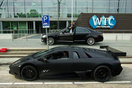 Lamborghini Murcielago LP670 - Foto Jim Appelmelk