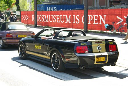 Ford Mustang Shelby GT-H Convertible - Foto Jim Appelmelk