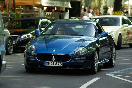 Maserati Gransport Mc Victory - Foto Jim Appelmelk