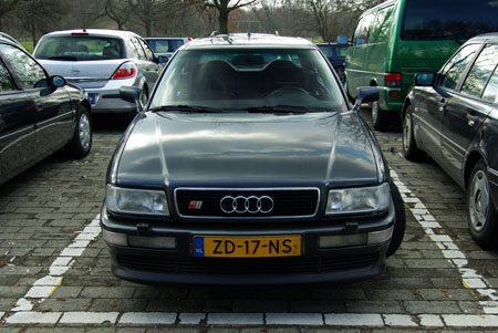 Audi S2 Coupe - Foto Jim Appelmelk