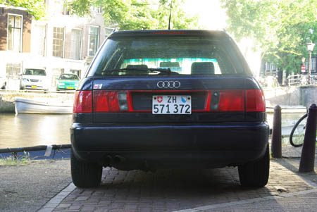 Audi S6 Plus Avant - Foto Jim Appelmelk