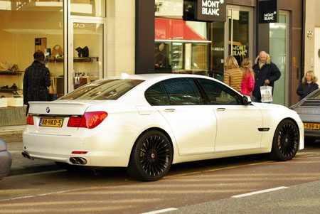 BMW Alpina B7 - Foto: Jim Appelmelk