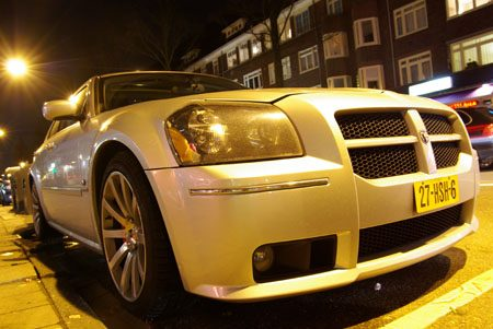 Dodge Magnum SRT-8 - Foto: Jim Appelmelk