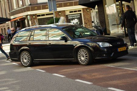 Ford Mondeo ST220 Estate - Foto: Jim Appelmelk