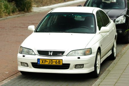 Honda Accord Type R CH1 - Foto: Jim Appelmelk