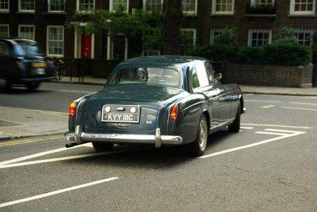 Bentley klassiekers - Foto: Jim Appelmelk