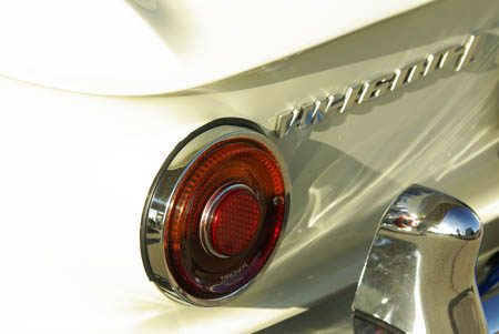 Volkswagen Karmann Ghia Type 34 - Foto Jim Appelmelk