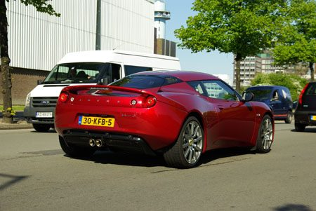 Lotus Evora - Foto: Jim Appelmelk