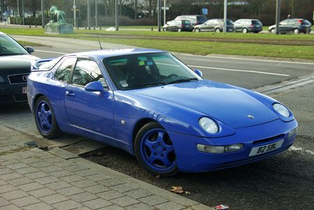 Porsche 968 CS - Foto: Jim Appelmelk