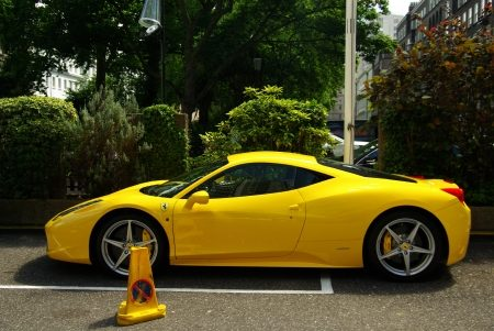 Ferrari 458 Italia - Foto Jim Appelmelk