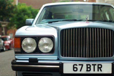 Bentley Turbo R - Foto Jim Appelmelk