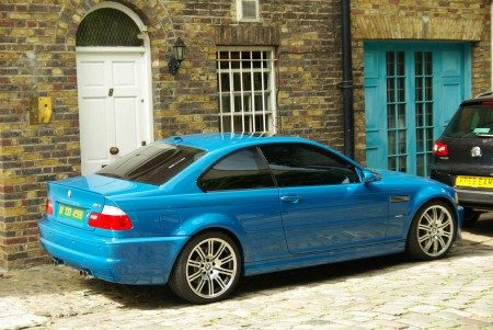 BMW M3 E46 Coupe - Foto Jim Appelmelk
