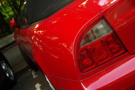 Maserati 4200 Spyder Rosso Mondial - Foto Jim Appelmelk