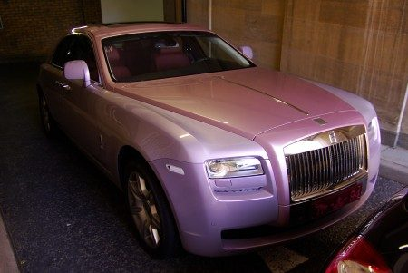 Rolls-Royce Ghost - Foto Jim Appelmelk