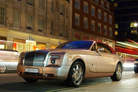 Rolls-Royce Phantom Drophead Coupe - Foto Jim Appelmelk
