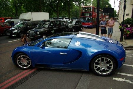 Bugatti Veyron 16.4 Gransport - Foto Jim Appelmelk
