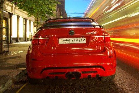 BMW X6 Hamann Tycoon EVO - Foto Jim Appelmelk