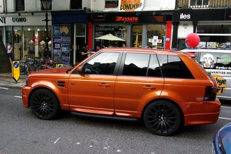Range Rover Sport Supercharged by Revere London - Foto Jim Appelmelk