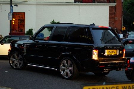 Range Rover Vogue Supercharged Kahn - Foto Jim Appelmelk