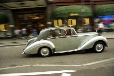 Rolls-Royce Silver Dawn - Foto: Jim Appelmelk