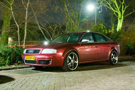 Audi RS6 Sedan C5 - Foto: Jim Appelmelk