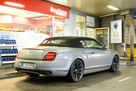 Bentley Continental Supersports Convertible - Foto: Jim Appelmelk