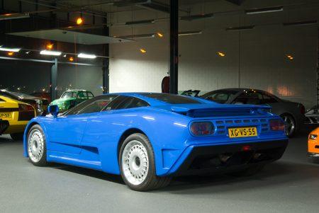 Bugatti EB110 - Foto: Jim Appelmelk