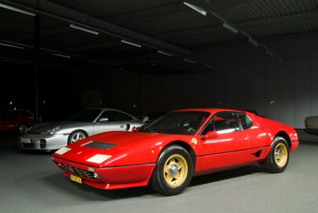 Ferrari 512 BB - Foto: Jim Appelmelk