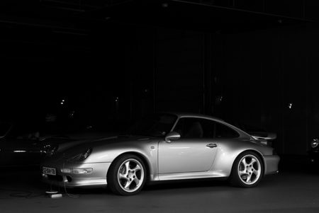 Porsche 993 Turbo - Foto: Jim Appelmelk