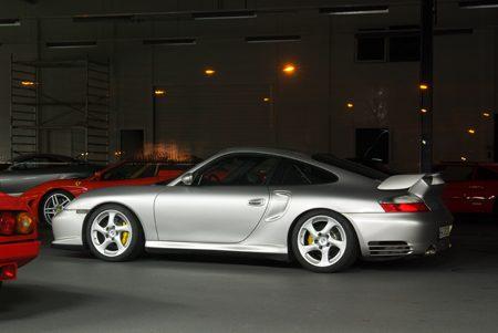 Porsche 996 GT2 - Foto: Jim Appelmelk