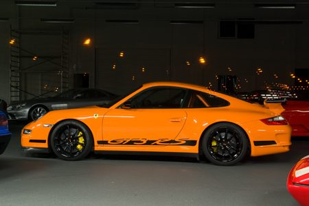 Porsche 997 GT3 RS - Foto: Jim Appelmelk