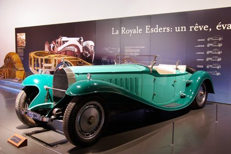 Bugatti Type 41 - Foto: Jim Appelmelk